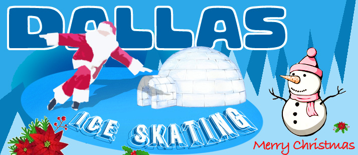 ice skating in dallas, texas